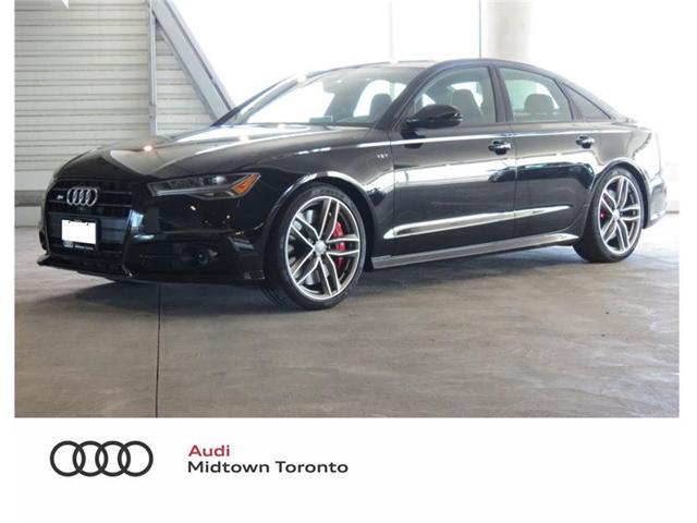 2018 Audi S6 4.0T (Stk: AU3445) in Toronto - Image 1 of 22