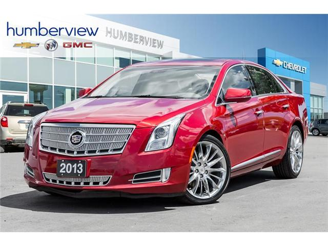 Used 2013 Cadillac Xts Platinum Collection For Sale In Toronto
