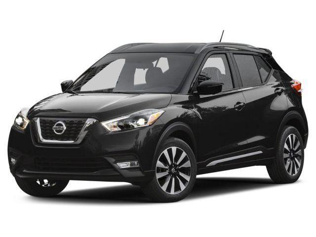 2018 Nissan Kicks SV (Stk: N18636) in Hamilton - Image 1 of 2