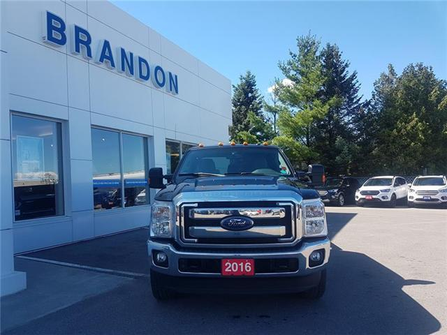 2016 Ford F-250  (Stk: IF38420A) in Uxbridge - Image 2 of 10