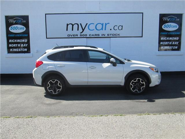 2014 Subaru XV Crosstrek Limited Package (Stk: 180897) in Richmond - Image 1 of 14