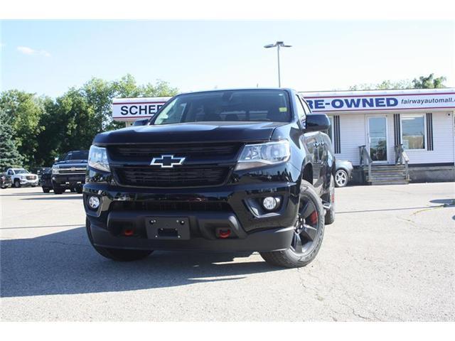 2018 Chevrolet Colorado LT (Stk: 1814300) in Kitchener - Image 1 of 9