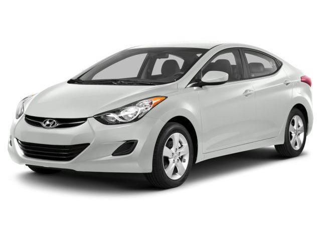 2013 Hyundai Elantra Limited (Stk: K18441A) in Windsor - Image 1 of 1