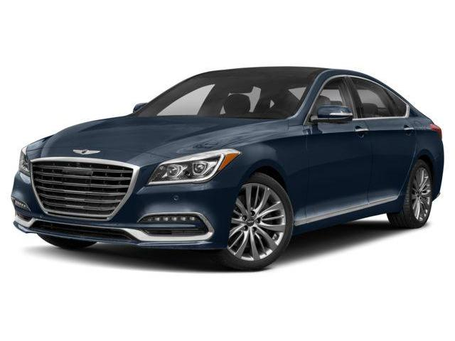 2018 Genesis G80 5.0 Ultimate (Stk: G18016) in Ajax - Image 1 of 9