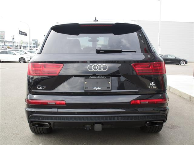 2017 Audi Q7 3.0T Technik (Stk: 1804681) in Regina - Image 4 of 35
