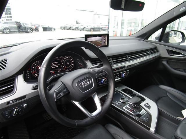 2017 Audi Q7 3.0T Technik (Stk: 1804681) in Regina - Image 17 of 35