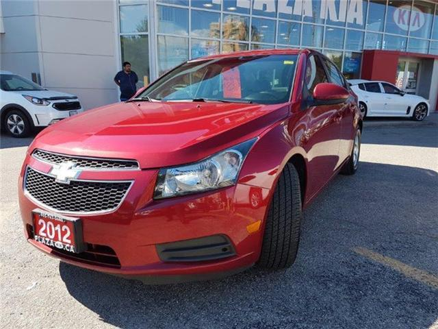 2012 Chevrolet Cruze LT Turbo (Stk: 6273A) in Richmond Hill - Image 1 of 20