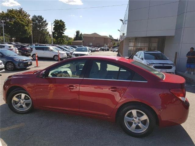 2012 Chevrolet Cruze LT Turbo (Stk: 6273A) in Richmond Hill - Image 2 of 20