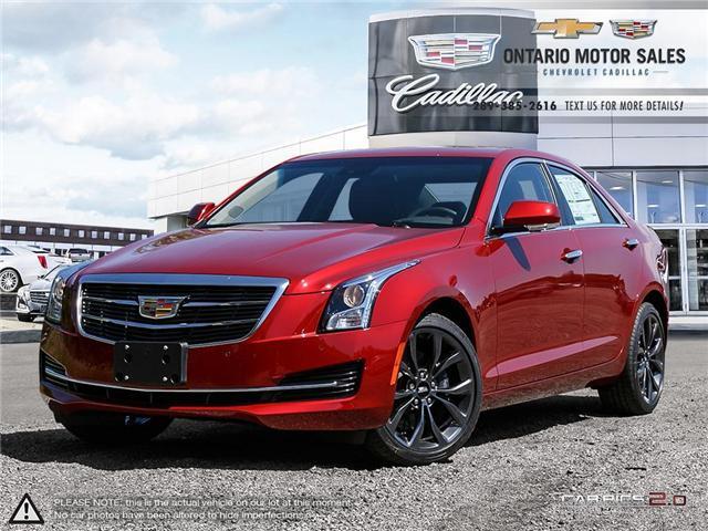 2018 Cadillac ATS 2.0L Turbo Luxury (Stk: 8185074) in Oshawa - Image 1 of 19