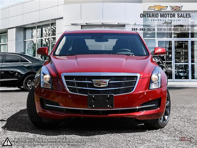 2018 Cadillac ATS 2.0L Turbo Luxury (Stk: 8185074) in Oshawa - Image 2 of 19