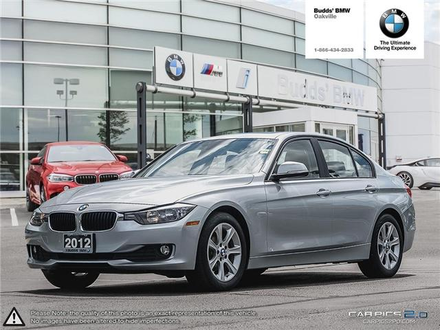 2012 BMW 320i  (Stk: DB5259A) in Oakville - Image 1 of 25
