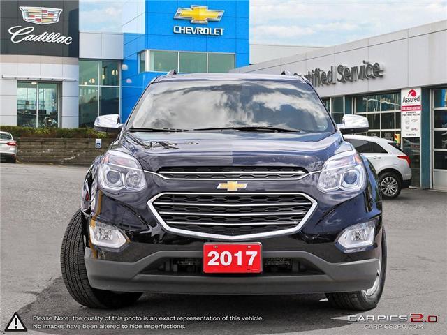 2017 Chevrolet Equinox Premier (Stk: R11989) in Toronto - Image 2 of 27