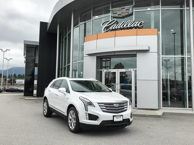2018 Cadillac XT5 Luxury (Stk: 8D5806T) in Vancouver - Image 2 of 7
