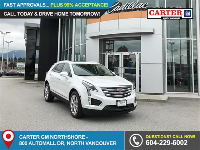 2018 Cadillac XT5 Luxury (Stk: 8D5806T) in Vancouver - Image 1 of 7