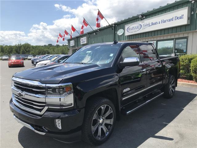 2016 Chevrolet Silverado 1500 High Country (Stk: 10027) in Lower Sackville - Image 1 of 28
