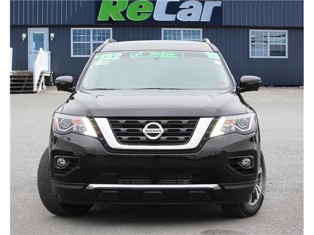 2018 Nissan Pathfinder SL Premium (Stk: 180619A) in Fredericton - Image 2 of 27
