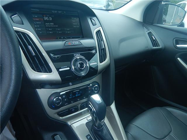 2012 Ford Focus SEL (Stk: HB625397A) in Surrey - Image 12 of 30