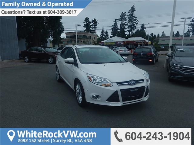 2012 Ford Focus SEL (Stk: HB625397A) in Surrey - Image 1 of 30