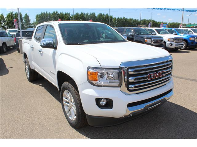 2018 GMC Canyon SLT (Stk: 161423) in Medicine Hat - Image 1 of 25