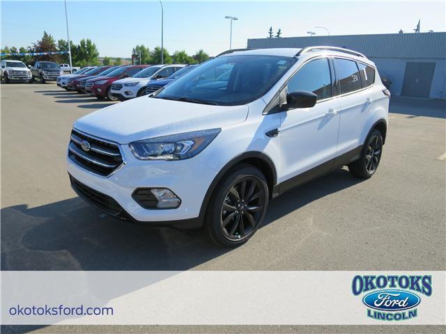 2018 Ford Escape SE (Stk: JK-376) in Okotoks - Image 1 of 5