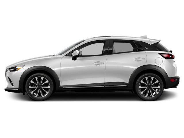 2019 Mazda CX-3 GS (Stk: 10099) in Ottawa - Image 2 of 3