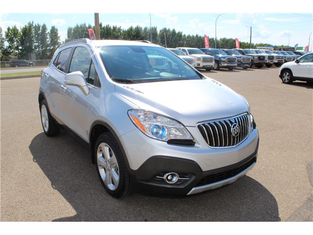 2016 Buick Encore Leather (Stk: 136736) in Medicine Hat - Image 1 of 24