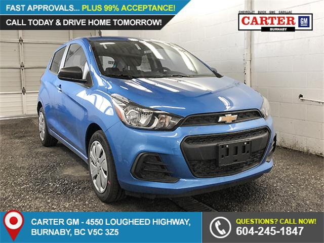 2018 Chevrolet Spark LS CVT (Stk: 48-65900) in Burnaby - Image 1 of 7