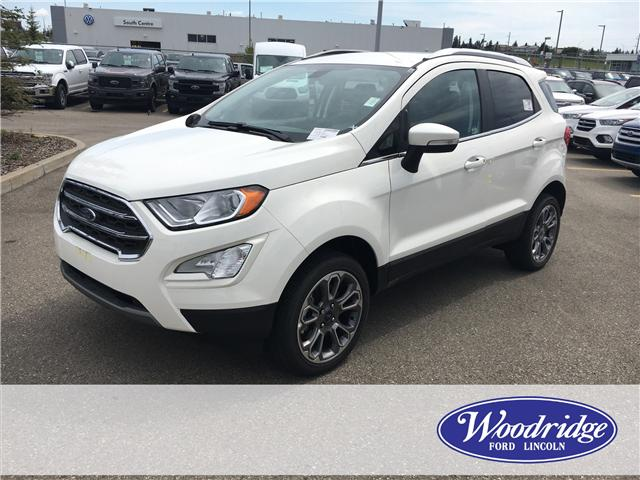 2018 Ford EcoSport Titanium (Stk: J-2240) in Calgary - Image 1 of 5