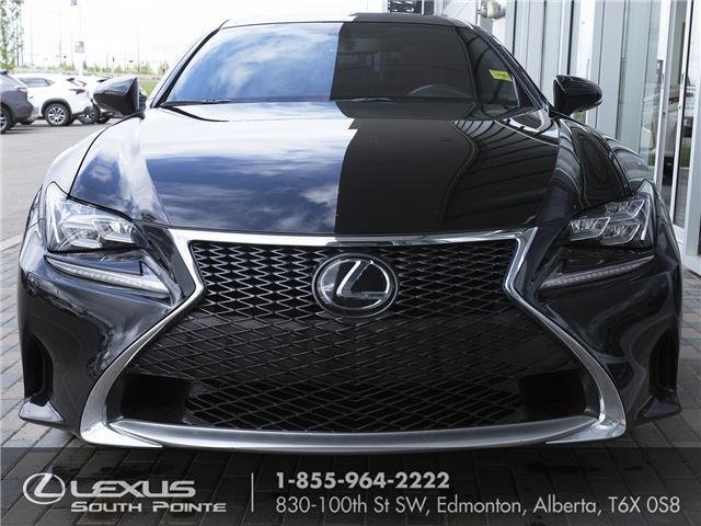 2017 Lexus RC 350  (Stk: L8D0092B) in Edmonton - Image 2 of 17