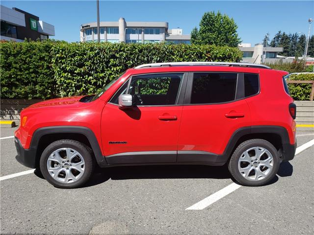 2017 Jeep Renegade Limited (Stk: G0028) in Abbotsford - Image 2 of 14