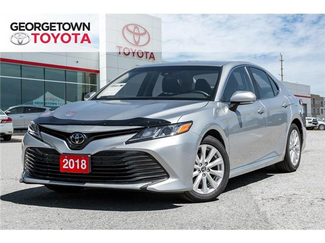 2018 Toyota Camry LE (Stk: 8CM045) in Georgetown - Image 1 of 20