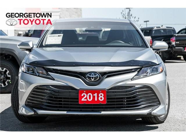 2018 Toyota Camry LE (Stk: 8CM045) in Georgetown - Image 2 of 20