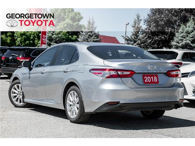 2018 Toyota Camry LE (Stk: 8CM045) in Georgetown - Image 4 of 20