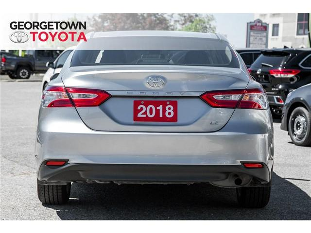 2018 Toyota Camry LE (Stk: 8CM045) in Georgetown - Image 6 of 20