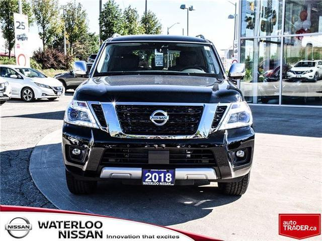 2018 Nissan Armada Platinum (Stk: 18425) in Waterloo - Image 2 of 23