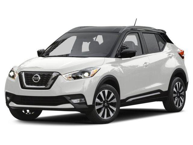2018 Nissan Kicks SV (Stk: 18126) in Bracebridge - Image 1 of 2