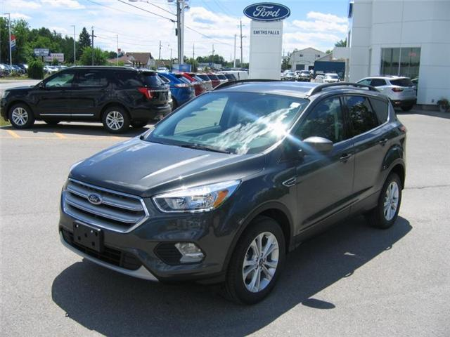 2018 Ford Escape SE (Stk: 18427) in Smiths Falls - Image 1 of 12