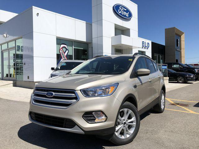 2018 Ford Escape SE (Stk: ES181021) in Barrie - Image 1 of 30