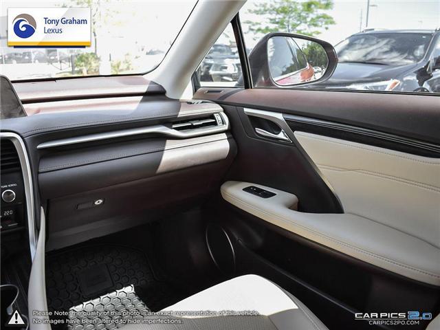 2016 Lexus RX 350 Base (Stk: Y3172) in Ottawa - Image 25 of 26
