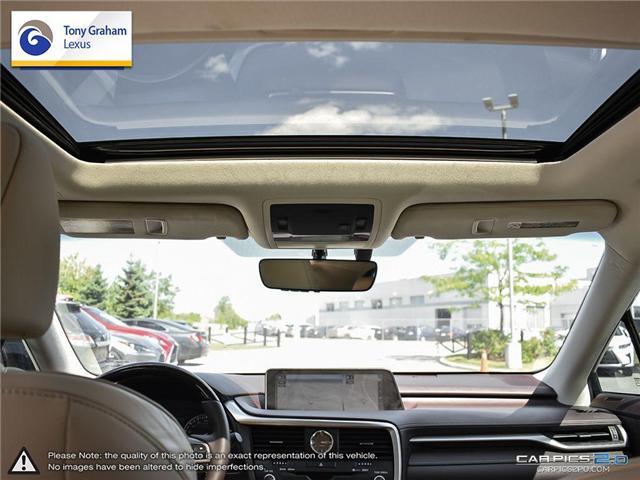 2016 Lexus RX 350 Base (Stk: Y3172) in Ottawa - Image 26 of 26