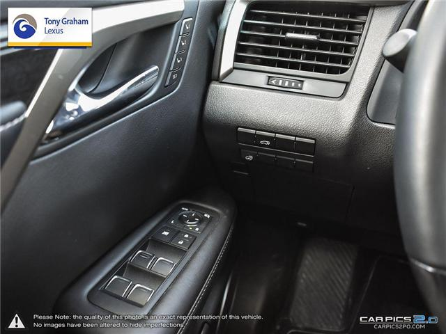 2016 Lexus RX 350 Base (Stk: Y3166) in Ottawa - Image 16 of 26