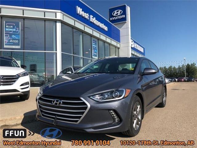 2017 Hyundai Elantra GL (Stk: E4041) in Edmonton - Image 1 of 22