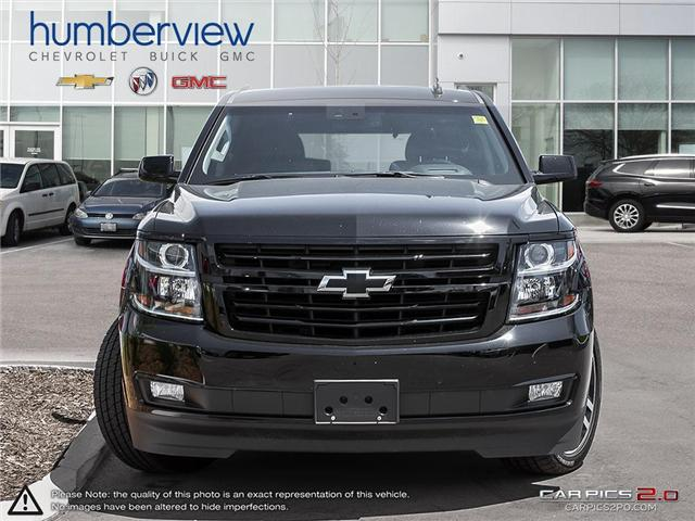 2018 Chevrolet Tahoe Premier (Stk: 18TH002) in Toronto - Image 2 of 27