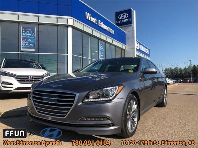 2015 Hyundai Genesis 3.8 Technology (Stk: E4046) in Edmonton - Image 1 of 23