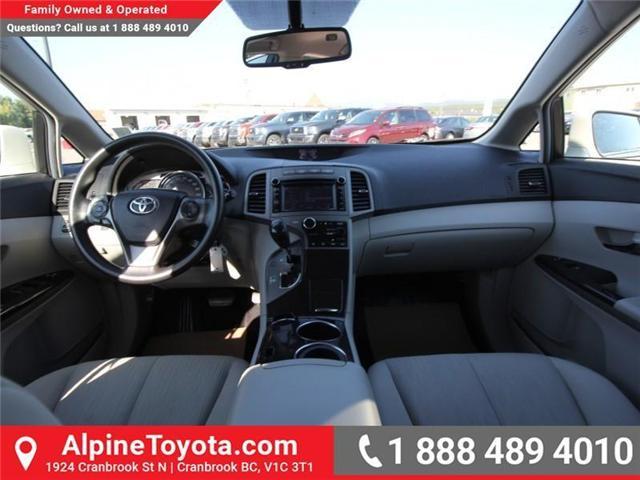 2013 Toyota Venza Base V6 (Stk: R042237A) in Cranbrook - Image 7 of 13
