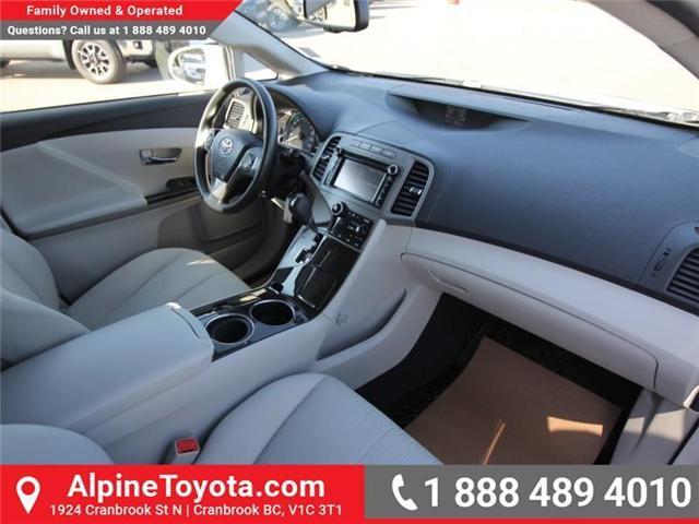 2013 Toyota Venza Base V6 (Stk: R042237A) in Cranbrook - Image 8 of 13