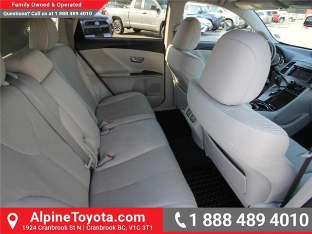 2013 Toyota Venza Base V6 (Stk: R042237A) in Cranbrook - Image 9 of 13