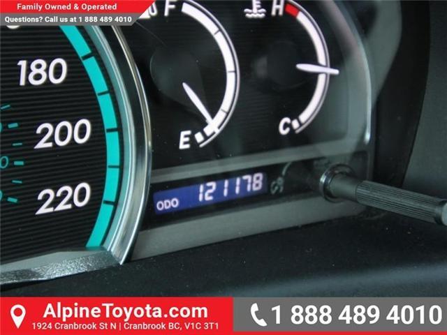 2013 Toyota Venza Base V6 (Stk: R042237A) in Cranbrook - Image 11 of 13