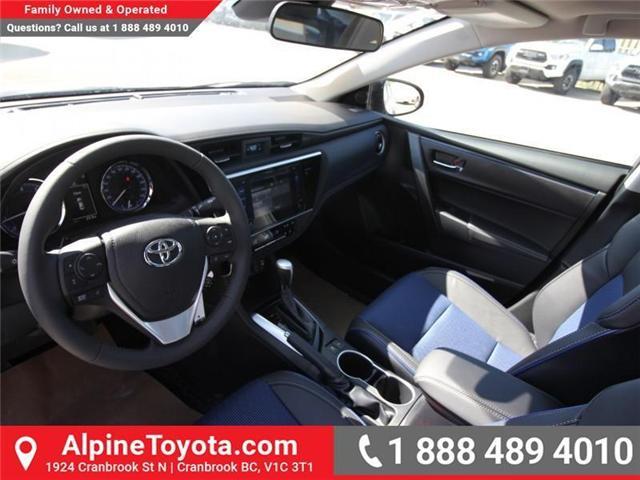 2019 Toyota Corolla SE (Stk: C141288) in Cranbrook - Image 7 of 16