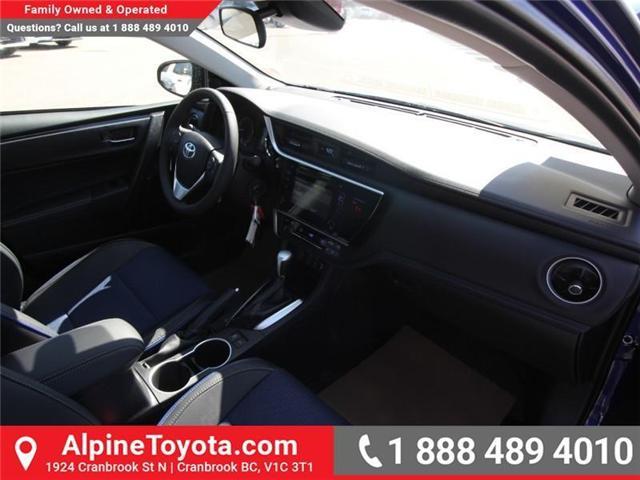 2019 Toyota Corolla SE (Stk: C141288) in Cranbrook - Image 9 of 16
